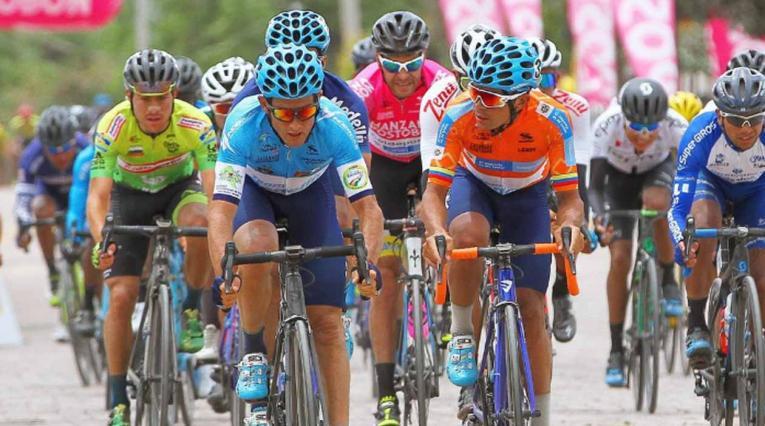 Team Medellín, Vuelta a Colombia