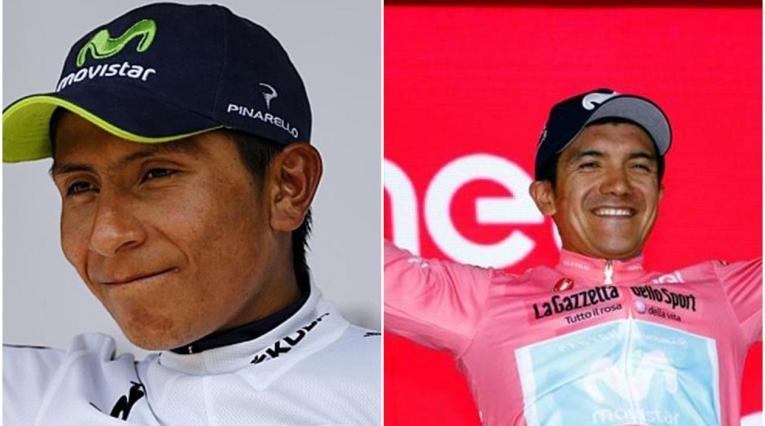 Nairo Quintana vs Richard Carapaz
