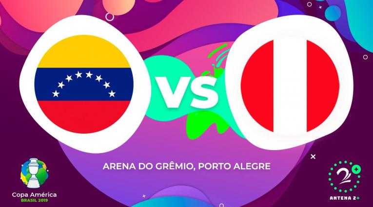 Venezuela Vs Perú - Copa América