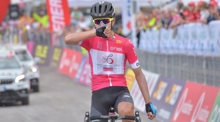 Giro de Italia sub 23 · Camilo Ardila