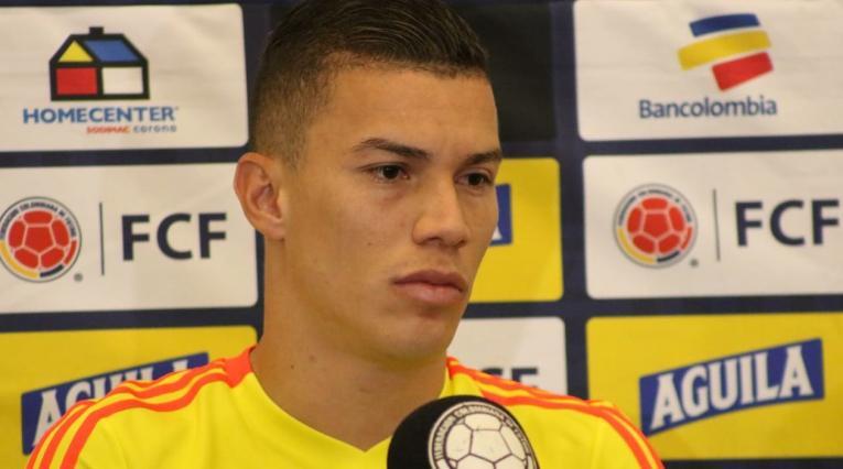 Mateus Uribe, Selección Colombia