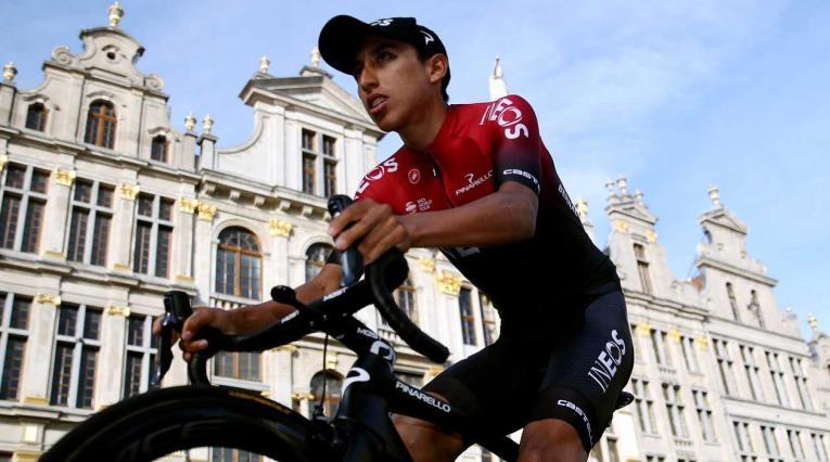 Egan Bernal, Tour de Francia 2019, Ineos