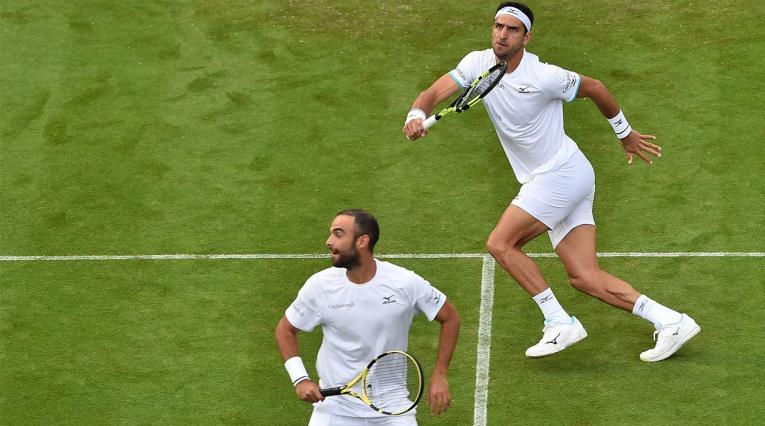 Cabal, Farah, Wimbledon