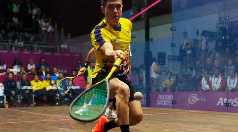 Miguel Ángel Rodríguez ganó medalla de plata en los Panamericanos