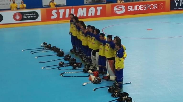 Colombia inició su participación en los World Roller Games.
