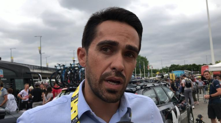 Alberto Contador, exciclista español
