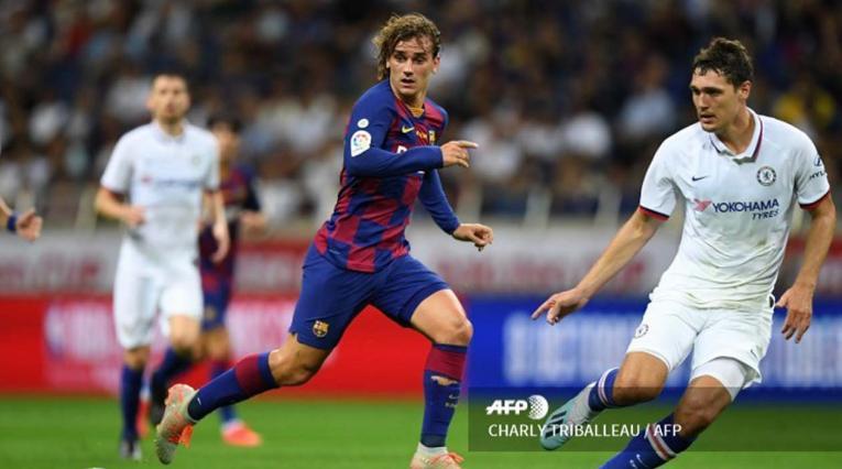 Barcelona vs Chelsea - Pretemporada