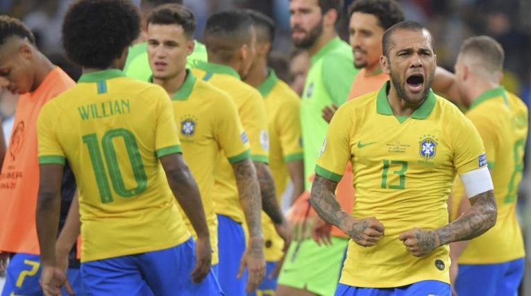 Selección Brasil - Copa América 2019