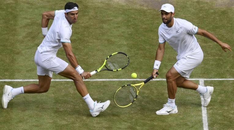 Juan Sebastián Cabal y Robert Farah - Campeones en Wimbledon