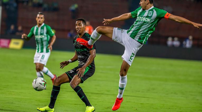 Daniel Bocanegra - Atlético Nacional