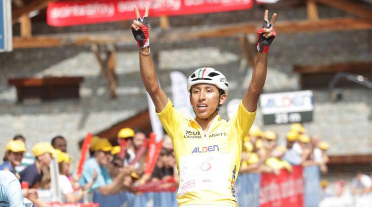 Egan Bernal - Tour de L'Avenir 2017