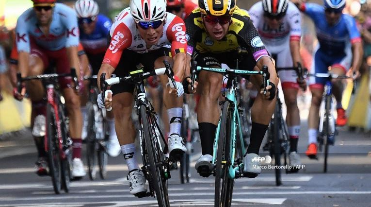 Caleb Ewan, ciclista australiano
