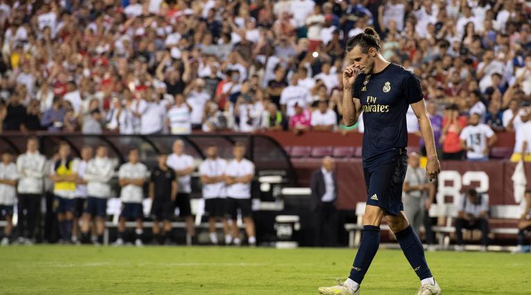 Gareth Bale, futbolista galés al servicio de Real Madrid