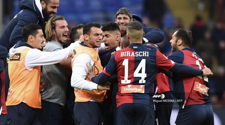 Genoa, club italiano