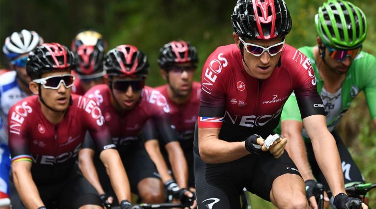 Geraint Thomas, Tour de Francia 2019