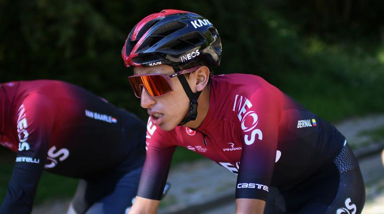 INEOS, Egan Bernal, 2019, Tour