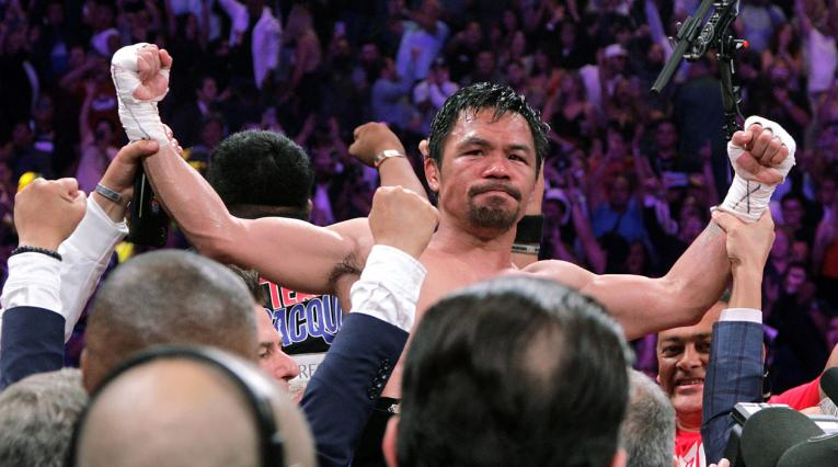 Manny Pacquiao