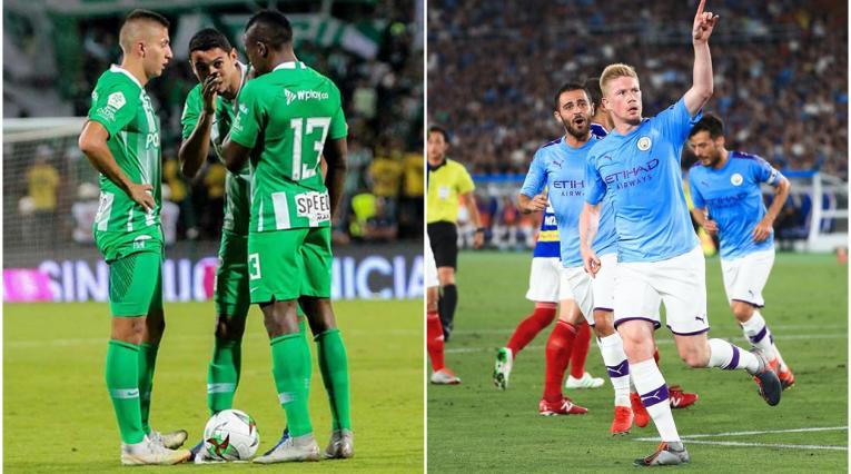 Atlético Nacional y Manchester City
