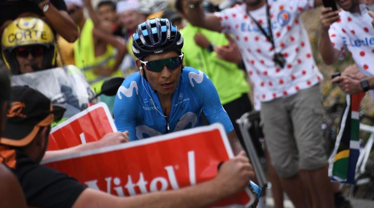Nairo Quintana, Tour de Francia 2019
