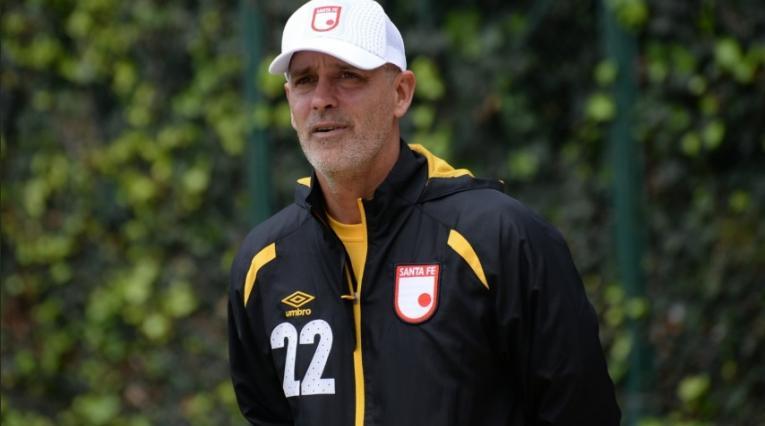 Patricio Camps, técnico de Independiente Santa Fe
