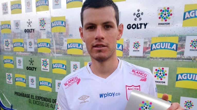 Pedro Franco, América, 2019