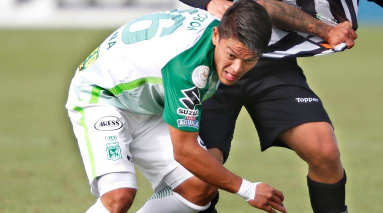 Ronaldo Lucena, Atlético Nacional