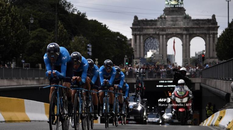 Tour de Francia - etapa 2