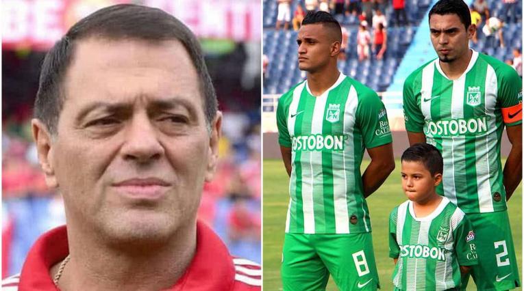 Tulio Gómez le gusta un jugador de Nacional