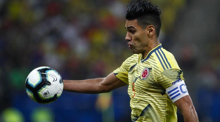 Radamel Falcao García, futbolista colombiano