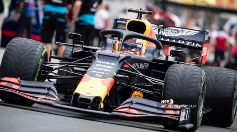 Red Bull, Max Verstappen, Pierre Gasly