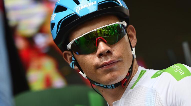 Miguel Ángel López, Astana, Vuelta a España