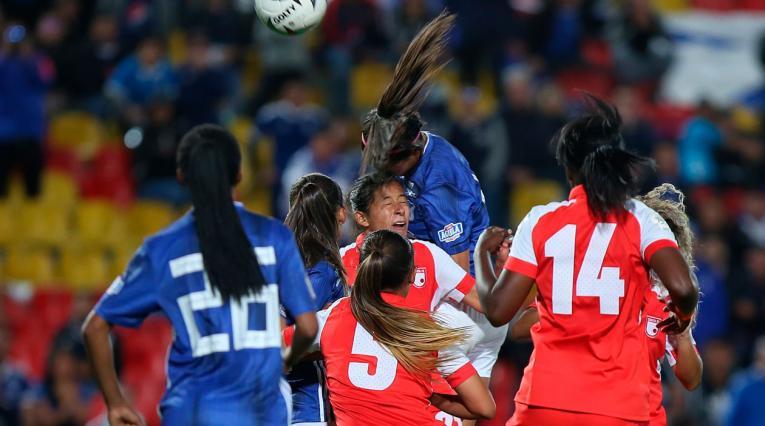 Millonarios Vs Santa Fe, clásico en la Liga Águila Femenina.