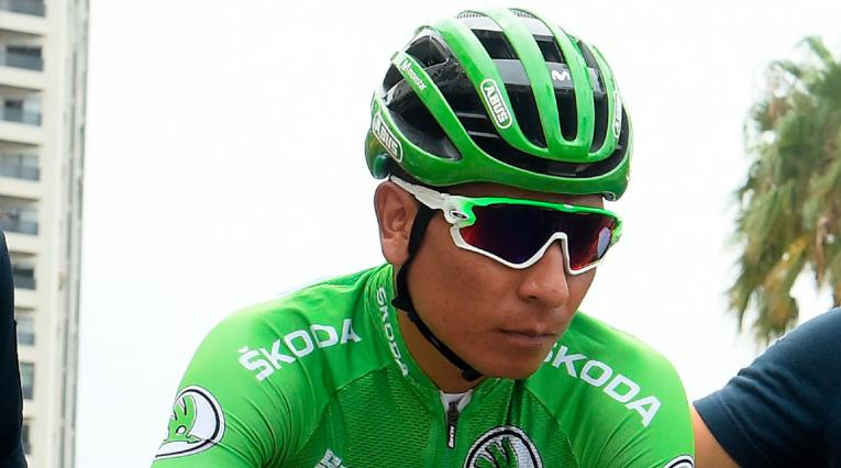 Nairo Quintana, Vuelta a España 2019
