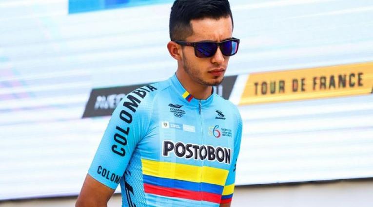 Adrián Bustamante, Tour de l'Avenir