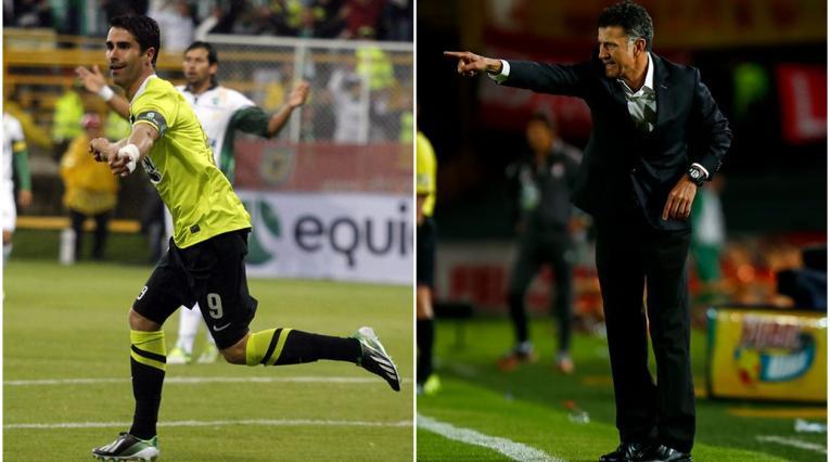 Juan Pablo Ángel y Juan Carlos Osorio