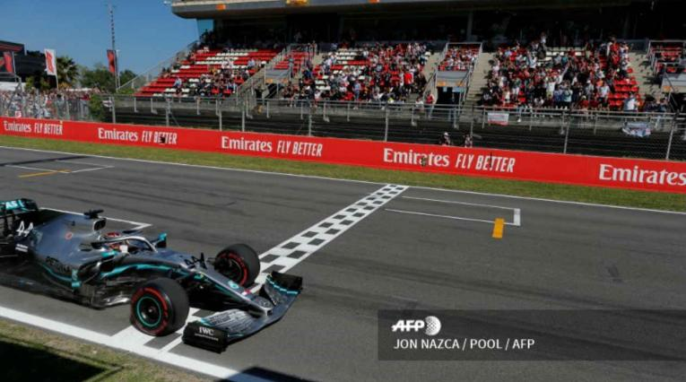 Circuito de Montmeló - F1