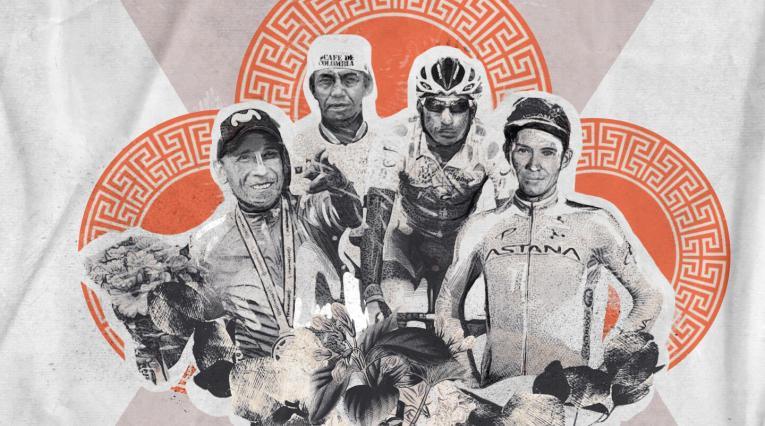 Nairo Quintana, Fabio Parra, Miguel Ángel López, Bicentenario