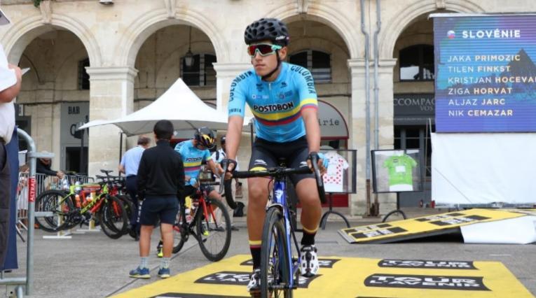 Selección Colombia - Tour de L'Avenir