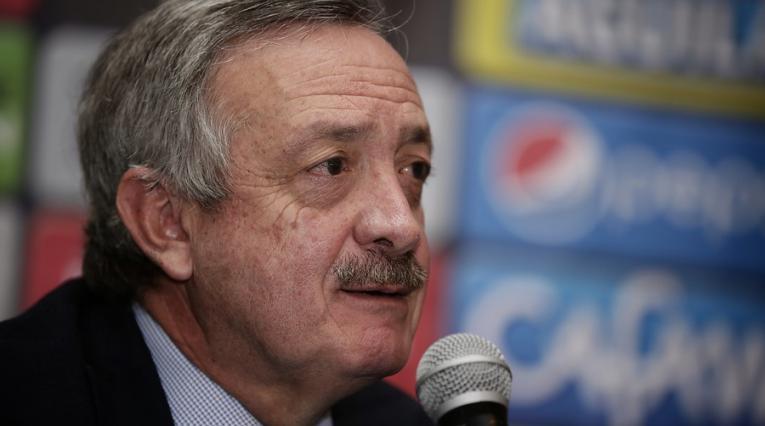 Enrique Camacho, presidente de Millonarios