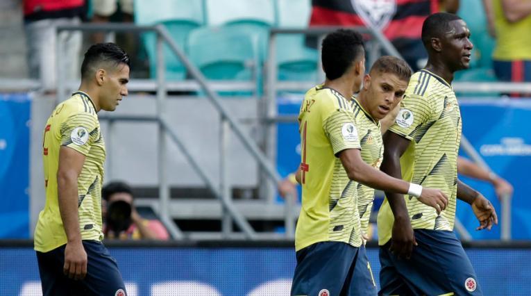 Selección Colombia - Copa América