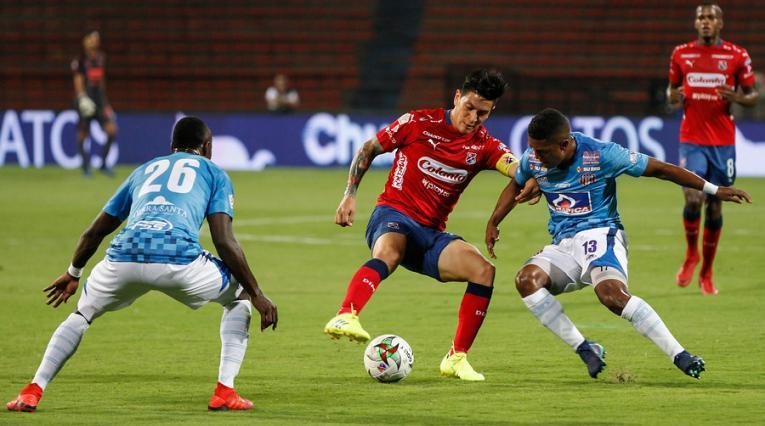 Independiente Medellín vs Unión Magdalena