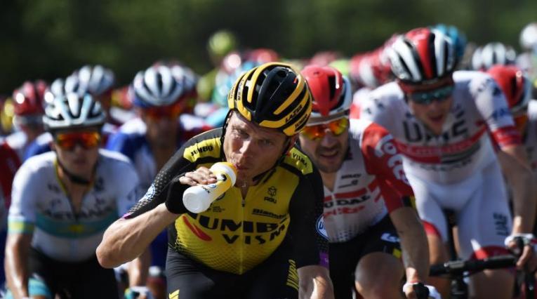 Steven Kruijswijk se retira de la Vuelta
