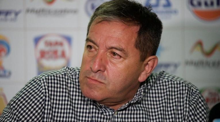 Eduardo Méndez, presidente de Independiente Santa Fe
