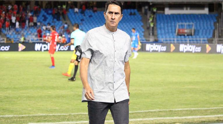 Alexandre Guimaraes, técnico del América de Cali
