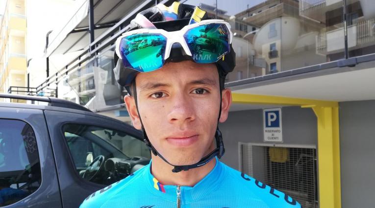 Tour de L'avenir, Jesus David Peña