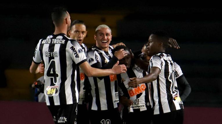 La Equidad Vs. Atlético Mineiro