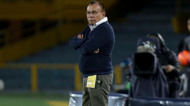 Jorge Luis Bernal, director técnico del Atlético Huila