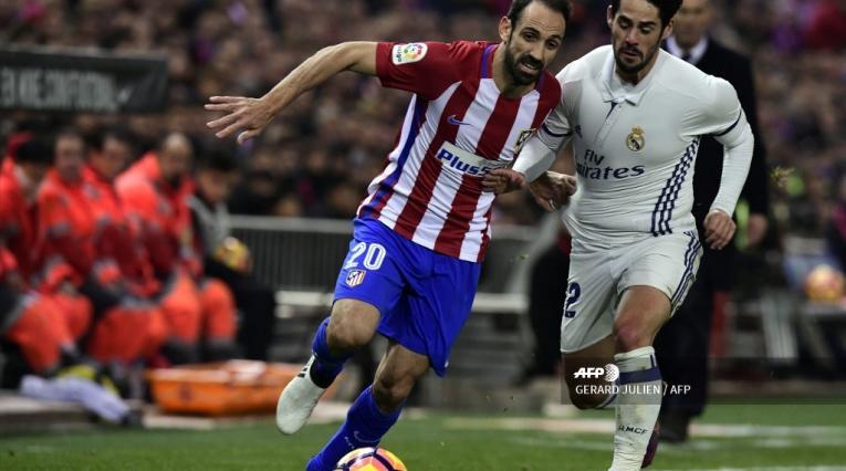 Juanfran Torres, futbolista español