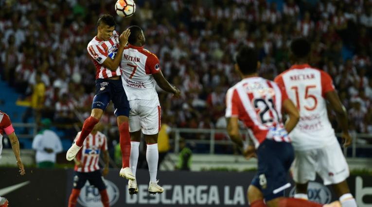 Junior Vs Santa Fe, Liga Águila