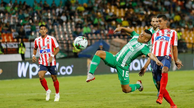 Nacional vs Junior - Liga Águila 2019-1
